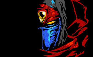Постер Cyber Shadow